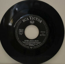"ELVIS PRESLEY- BOSSA NOVA BABY - WITCHCRAFT RCA VICTOR 47-8243 Single 7"" (J22)"