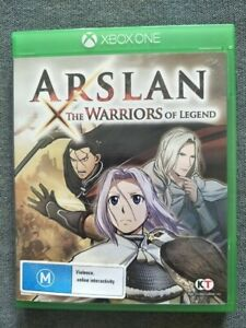 Arslan: The Warriors of Legend - Xbox One - Pre Loved