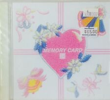 Janome Memory card 24, 14 designs (SEW format)