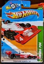 Hot Wheels 2012 Treasure Hunt #6 of 15, Tyrrell P34 (V5344). New In Box! Rare!