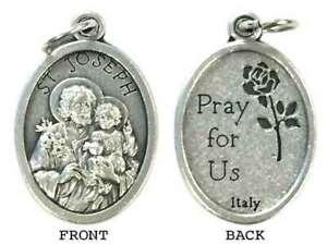 NEW  Holy Medal - St Joseph - *FREE POSTAGE*