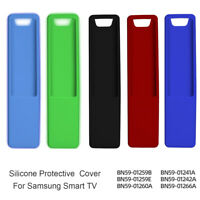 Protective Case Silicone Cover Remote Controller Protector For Samsung Smart TV