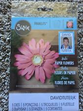 Sizzix Framelits Dies Large Daisy 5 Dies 562396 By David Tutera New