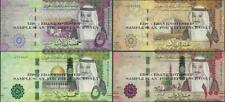 Saudi Arabia,4 Note Set - 5 & 100 Riyals,2016,UNC,P New - Ebanknoteshop