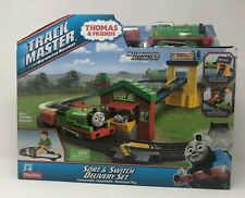 NEW THOMAS & FRIENDS SORT & SWITCH DELIVERY SET TRACK MASTER MOTORIZED RAILWAY
