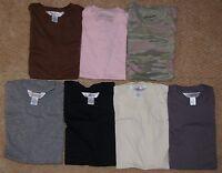 1 New Women's Aeropostale Short Sleeve Tee T-Shirt   Size XS