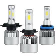 H4 9003 HB2 LED Headlight Car Hi/Lo Beam Auto Bulbs 76W 16000LM 6000K 24V 12V