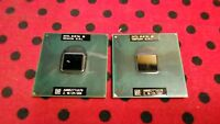 LOT OF 2 Intel Core2 Duo 2.1Ghz 2MB 800 SLGLL CPU