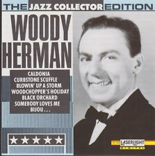 Woody Hermman the Jazz Collection Edition (Caldonia) 1991 Laserlight CD