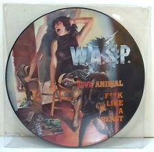 W.A.S.P. - Live Animal F**k Like A Beast - <P>12KUT - PICTURE DISC