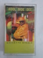 Kool Moe Dee - They Want Money 1989, Cassette Gangsta Rap Hiphop