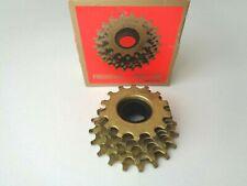 *NOS Vintage 1980s REGINA EXTRA ORO BX 14-20 cogs 6 Speed ISO freewheel cassette