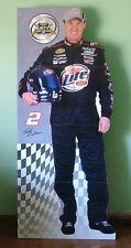 RUSTY WALLACE #2 NASCAR Life Size Standup/Standee/Cardboard FREE MINI