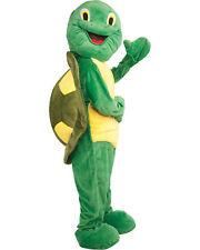 Morris Costumes Plush Turtle Mascot Costume One Size. FM65612