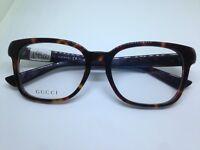 GUCCI occhiali da vista unisex bianchi doppio ponte GG1884 glasses lunettes sIzQmQzNo