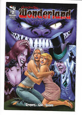 Grimm Fairy Tales Presents Wonderland #2A Zenescope 2012 NM 9.4+Anthony Spay cvr