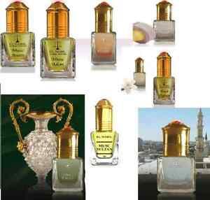 El Nabil  5ml Parfümöl -misk -Oil-Attar- Duft -Parfüm (50 Euro pro 100ml )