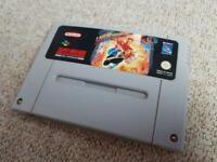 Last Action Hero Rare GENUINE ORIGINAL SNES GAME CART Super Nintendo PAL