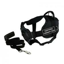 Dean & Tyler DT Fun Chest Support CERTIFIED THERAPY DOG Harness Small C5