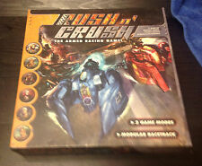 Rush n Crush (AEG 2009) Science Fiction Racing Game Complete