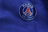 Paris Saint Germain Poloshirt Herren Gr. L Blau weiss Rot PSG Paris Fußball Polo