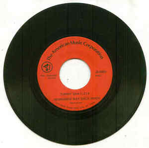 45 - Tommy Bartlett - Remember Way Back When / The Windfall - Hammer Of Hope