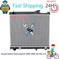 Premium Radiator For Suzuki Grand Vitara SQ/JLX 1995-2005 V6 2.0L 2.5L Auto/Man