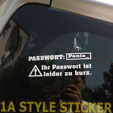 Password pene breve The Shocker DUB OEM Haters I Love Sushi JDM supporto Ticket