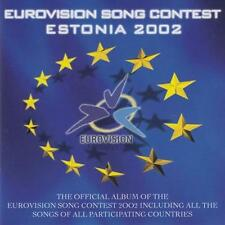Various Artists - Eurovision Song Contest, Estonia 2002 - CD album