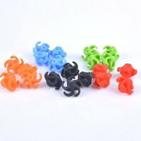 4PCS Archery Compound Bow Stabilizer Silencer String Limbsaver Dampener Silicone