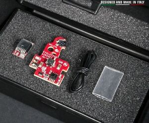 SOFTAIR E.T.S. Electronic Trigger System + Oversized Mosfet Unit Full Set