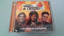 """OPERACION TRIUNFO """"LAS MEJORES CANCIONES"""" CD 15 TRACKS DAVID BISBAL ROSA BUSTAMA"""