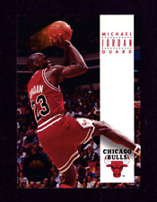 1e9d76b42ee8ec 1993-94 Skybox Premium Michael Jordan Chicago Bulls Card  45 Mint  Sharp
