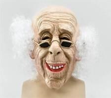 Masken und Augenmasken mit Halloween aus Gummi