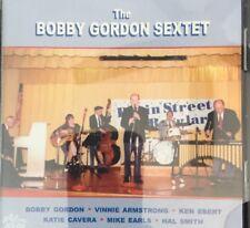 Sextet by Bobby Gordon (Clarinet) (CD, May-2003, Jazzology)