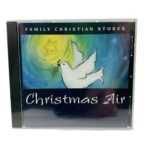 Family Christian Stores Christmas Air NEW Music Audio CD 2003 Fox Records