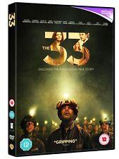 The 33 DVD 5051892195775 Antonio Banderas Rodrigo Santoro Juliette Binoch.