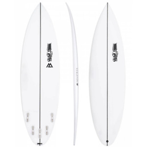 JS Monsta 2020 Round Tail FCSII Surfboard in 6ft