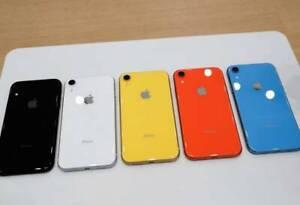 Apple iPhone XR Factory Unlocked 4G LTE Capacity 64 128 Smartphone - Used