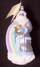 "New listing Patricia Breen ""Rainbow Santa"" 2001"