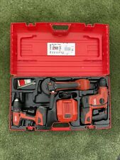 Hilti 3 Tools Kit Cordless