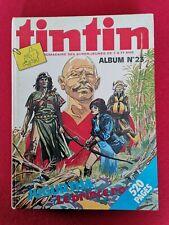 1836. RECUEIL NOUVEAU TINTIN N°23 DE 1980 - COMPLET ET EN TBE