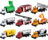 1:48 Alloy Sanitation Simulation Garbage Truck Car Model Xmas Gift For Kids Toy