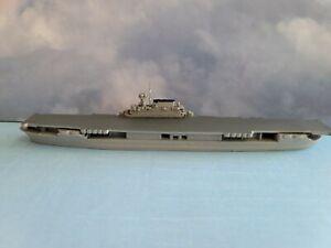 Waterline Ships Lead Model 1/1200 ? 1/1250  U. S. Carrier Yorktown