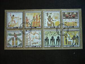 Stamps - Cairsay Islands - Scotland - Cinderellas
