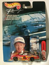 2000 Bill Elliott NASCAR 94 1:64 Diecast Hot Wheels FORD McDonalds Drive Thru C4