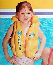 INTEX Schwimmweste / Schwimmhilfe für Kids von 3-6 Jahren / NEU