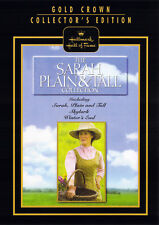 SARAH, PLAIN AND TALL TRILOGY (DVD, 1999, 3-Disc Set, Collectors Edition) - NEW