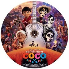 Coco SONGS FROM THE MOVIE Disney MUSIC New Vinyl Picture Disc LP