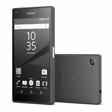 Unlocked Sony Ericsson Xperia Z5 E6653 32GB 32MP 4G Smartphone Graphite Black